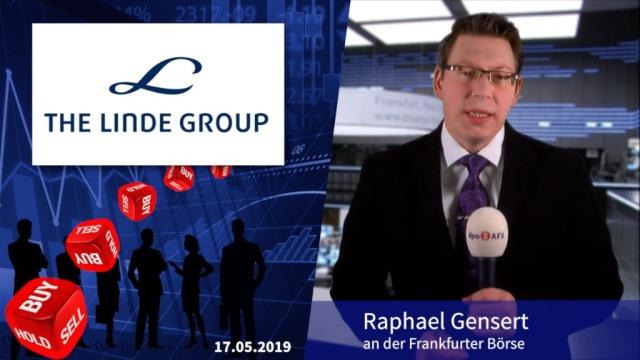 Analyser to go: Optimismus bei Linde stimmt auch DZ Bank zuversichtlich