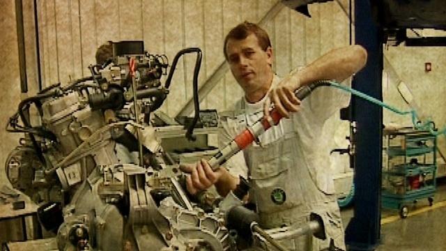 Volkswagen-Werk in Sarajevo