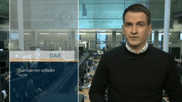 DAX: Eine Hausse mit Fragezeichen