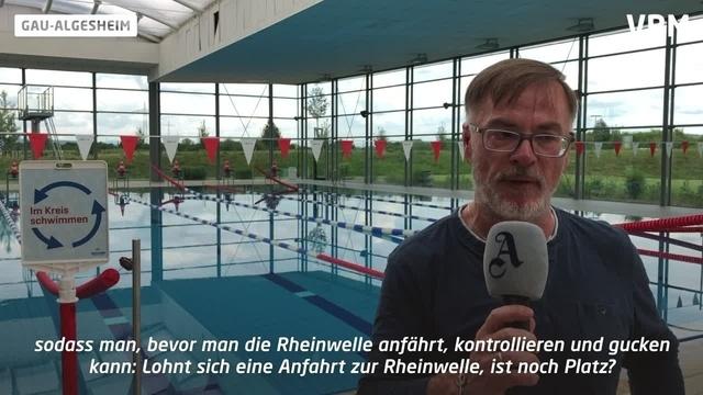Rheinwelle öffnet wieder