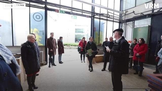 Darmstadt benennt Plätze auf TU-Campus