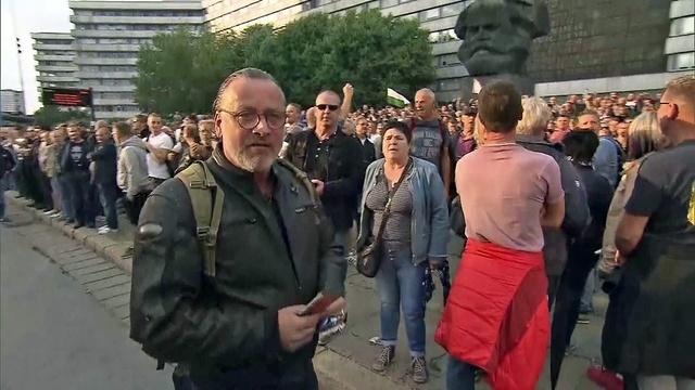 Die Gewalt von Chemnitz