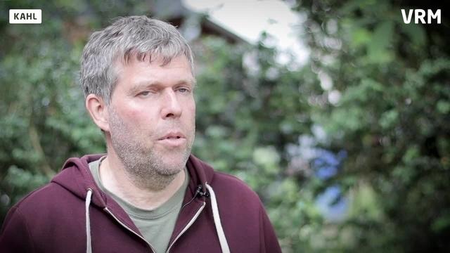 Wortpiratin rot-weiß trifft Volker Goll
