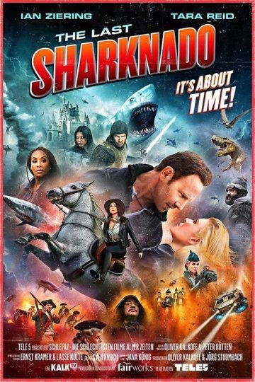 SchleFaZ: Sharknado 6