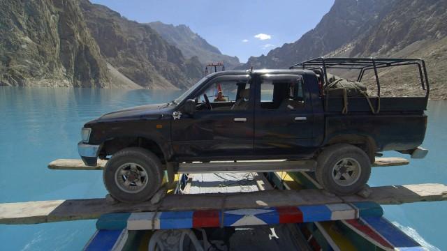 Vom Nanga Parbat durch den Karakorum