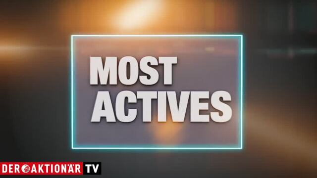 Most Actives: Wirecard, Daimler, RWE
