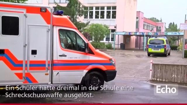 14-Jähriger schießt mit Schreckschusswaffe in Groß-Umstadt
