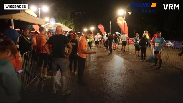 25-Stunden-Lauf im Wiesbadener Kurpark