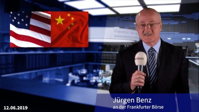 Verhältnis USA-China im Fokus: Dax schwächer erwartet
