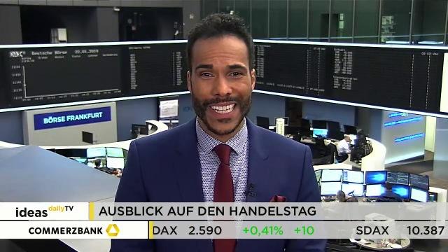 DAX: Asien und Brexit lasten auf den Märkten!