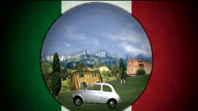 Italiens Niedergang in Zahlen