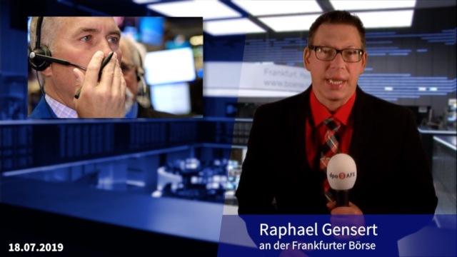 Enttäuschung an den Märkten, und SAP legt Quartalszahlen vor