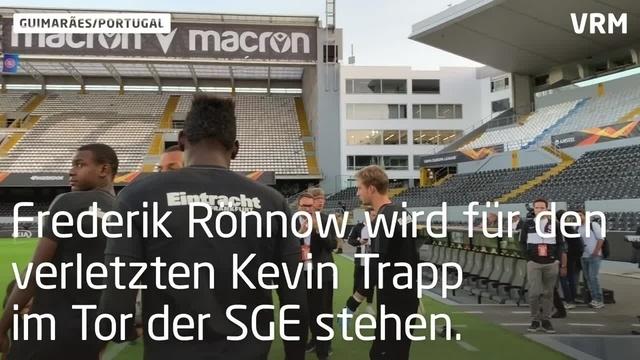 Europa League: Eintracht Frankfurt in Portugal zu Gast