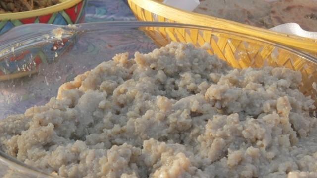 Guchhi Pulao – Pilz-Biryani
