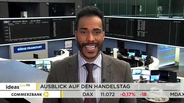 DAX: Gute US-Zahlen stützen Wall-Street und dürften DAX freundlich eröffnen lassen