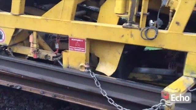 Gleisbauarbeiten zwischen Heppenheim und Bensheim abgeschlossen