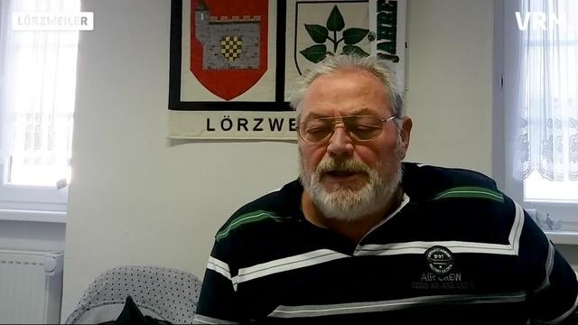 Lörzweilers Ortsbürgermeister im Gespräch