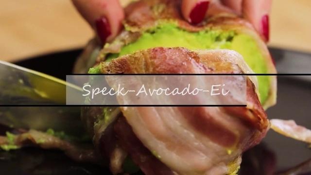 Speck-Avocado-Ei