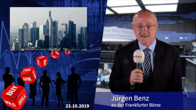 Analyser to go: Europäische Banken hochgestuft