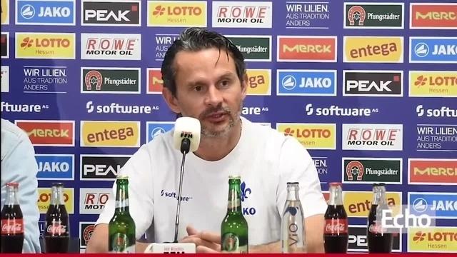 Den Druck haben wir nicht erst seit gestern - SV Darmstadt 98 vor dem Spiel in Sandhausen