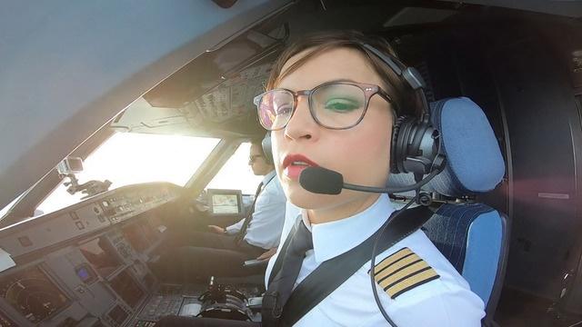 Captain Steffi im Einsatz