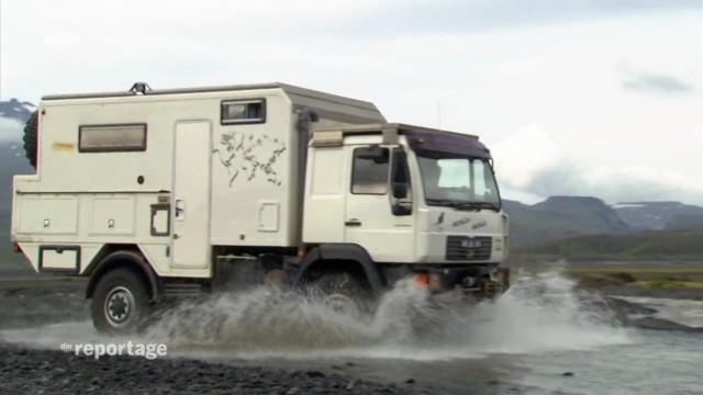 Abenteuer Wohnmobil