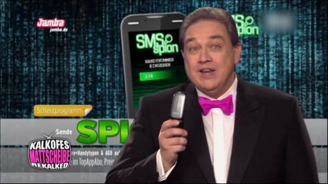 SMS-Verarsche