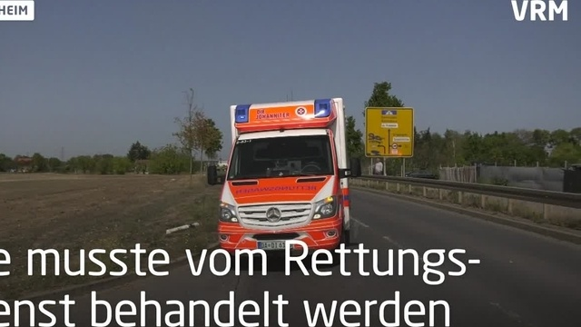 Schwerer Unfall bei Griesheim - Radfahrer stirbt