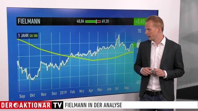 Trading-Tipp: Besser als gedacht - deutlicher Gewinnzuwachs bei Fielmann