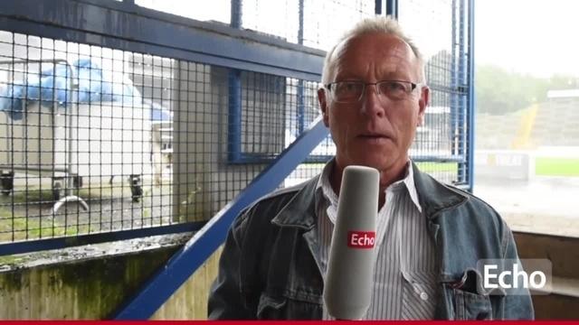 Jens Wannemacher zum Pokalspiel gegen Jahn Regensburg