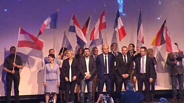 Gipfeltreffen der Rechtspopulisten