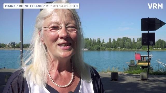 Rhine Cleanup 2019: Für ein plastikfreies Mainz