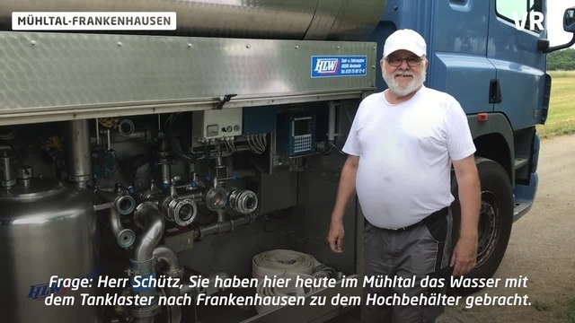 Mühltal: In Frankenhausen wird das Wasser knapp