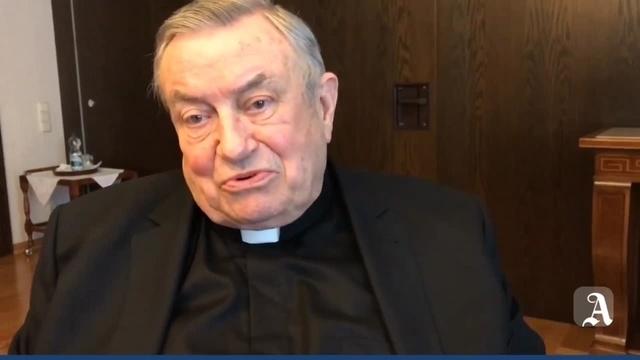 Kardinal Karl Lehmann äußert sich zu seinem Nachfolger als Mainzer Bischof