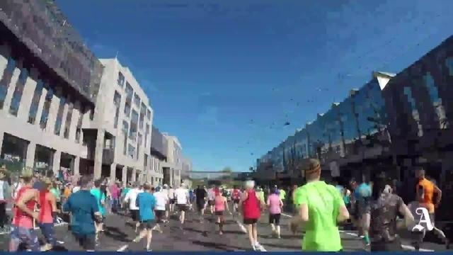 Gutenberg-Marathon in Mainz: Unterwegs mit Redakteurin Carina Schmidt