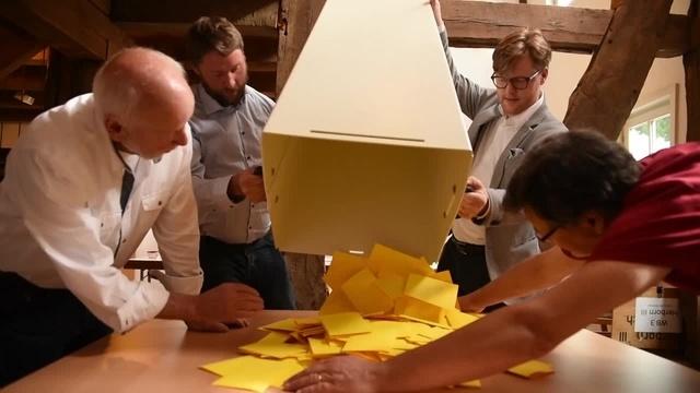 Bürgermeister-Stichwahl in Herborn: Gronau gewinnt