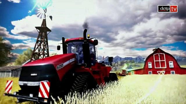 Der Landwirtschafts-Simulator