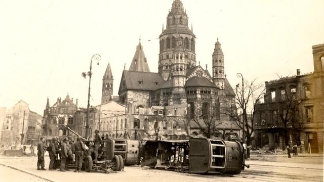 Kriegsende in Mainz: Die erste Nacht in Freiheit