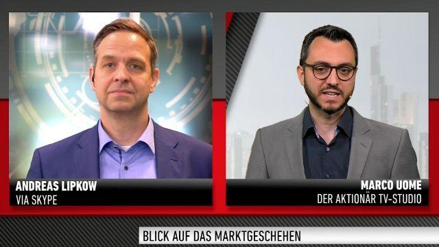 """Marktstratege Lipkow: """"Politik schießt mit scharfen Waffen"""""""