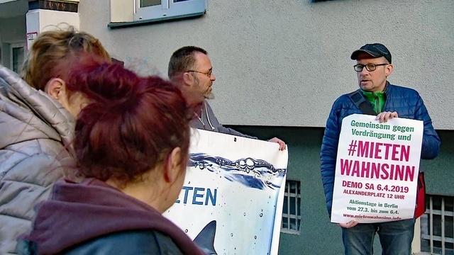 Mieten-Wahnsinn in Berlin