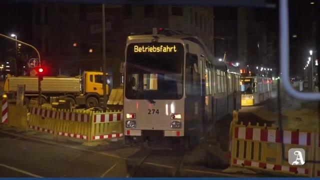 Mainz: Keine Straßenbahnen mehr nach Hechtsheim