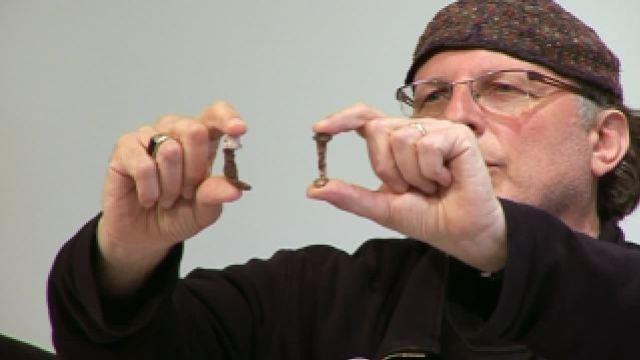 Die Nägel von Golgatha