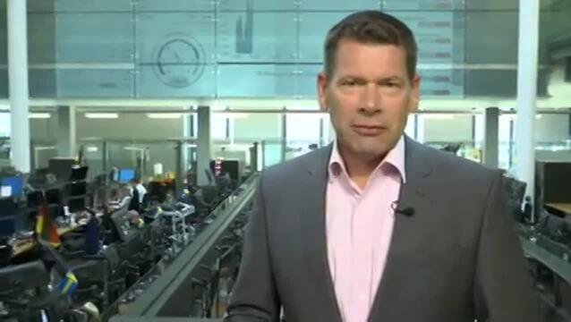 Marktbericht: Dax versucht Minierholung - Deutsche Exporte gehen stark zurück
