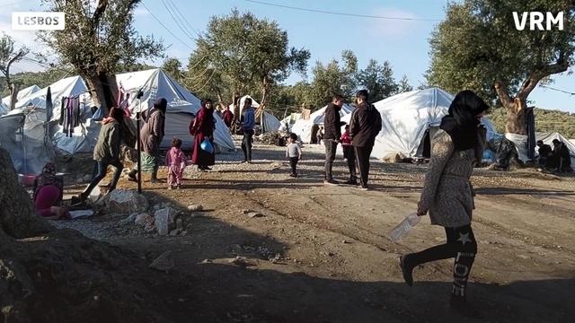Lesbos: Sorge vor Coronavirus in Flüchtlingscamps