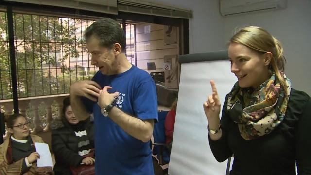 Deutschkurs für Syrer