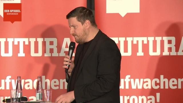 Stefan Ottlitz auf der FUTURA 2018