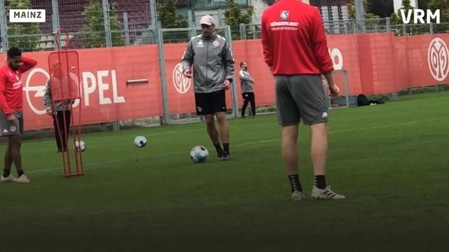 Mainz 05: Erstes Training ohne Beierlorzer