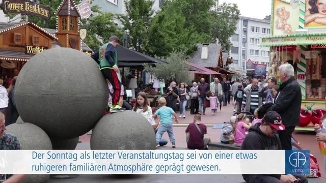 Stadtfest in Gießen 2019