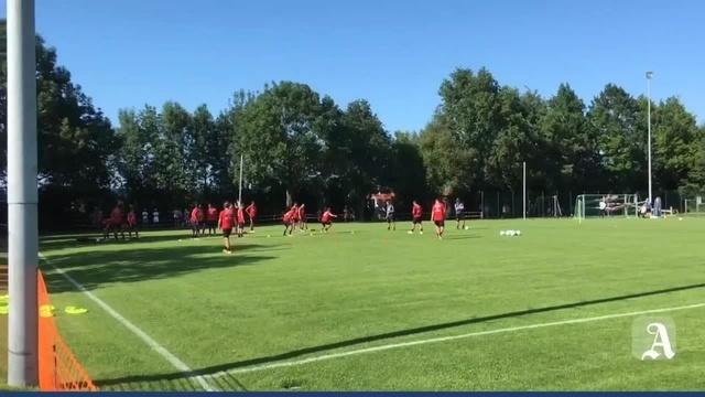 Mainz 05 in Grassau: Der letzte Tag im Trainingslager