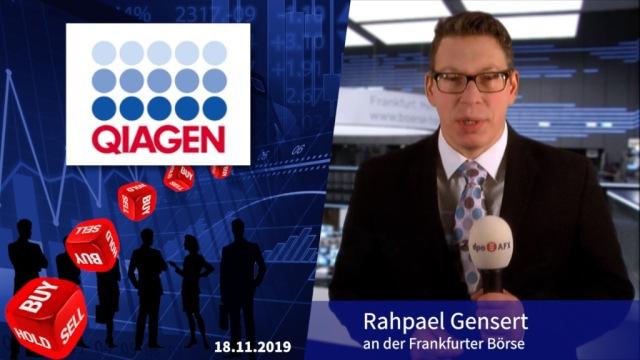 Analyser to go: Commerzbank von Übernahmegerüchten zu Qiagen begeistert